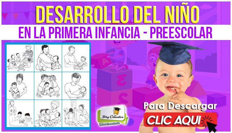 Desarrollo del Niño en la Primera Infancia - Preescolar