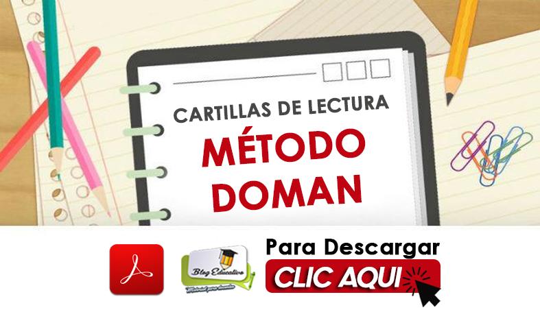 Cartillas de lectura Método Doman - Blog Educativo