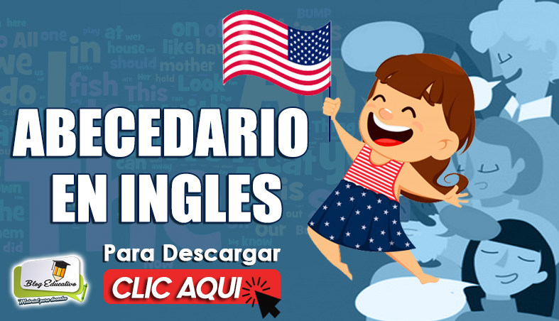 ABECEDARIO EN INGLES GRATIS - Blog Educativo
