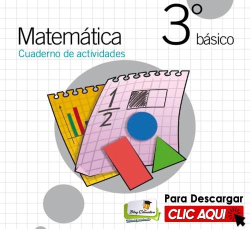 Matemática Cuaderno de Actividades Vol 3 - Blog Educativo