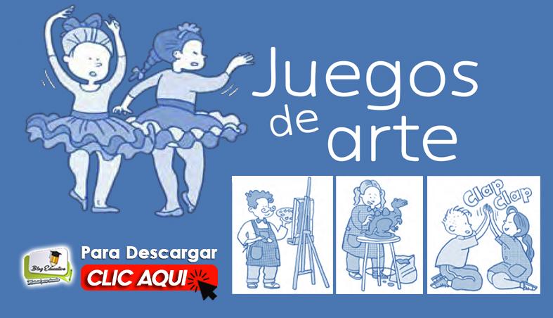 Actividades Niños de 3 a 5 Años Juegos de Arte gratis