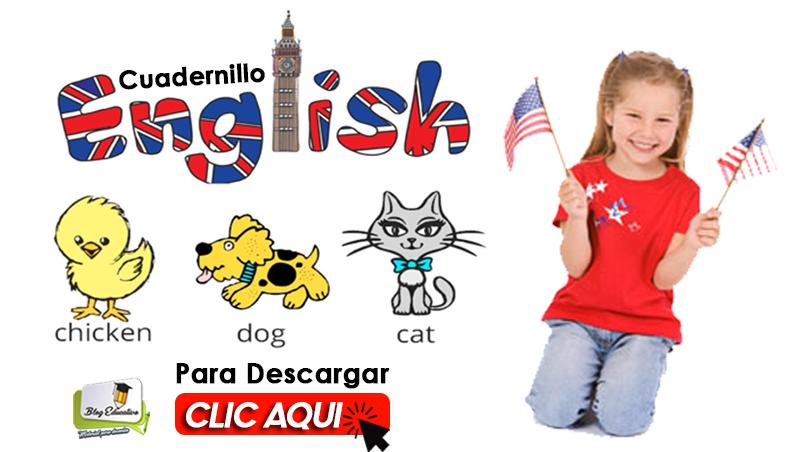 Cuadernillo de Actividades Básicas para Enseñar Inglés a los Niños