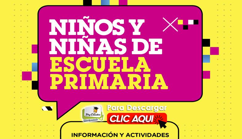 Actividades para Niños y Niñas de Escuela Primaria