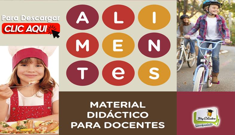 Manual Alimentes Material Didáctico para Docentes