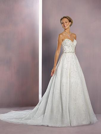 Vestido de Noiva Princesas Disney Cinderela (8)