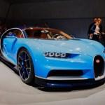 Bugatti Chiron annonce 1480 ch