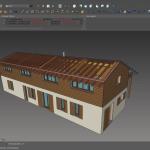 freecad-blog-emplois-industrie Tuto français modéliser maison 3D.