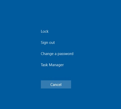 Change Your Password From A Remote Desktop Session RDC