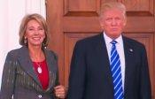 Betsy DeVos - Seriously Trump?