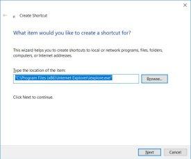Internet Explorer Fails To Open After Upgrade To Windows 10 v1709