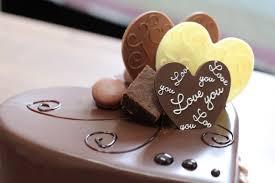バレンタインデー,お菓子の意味
