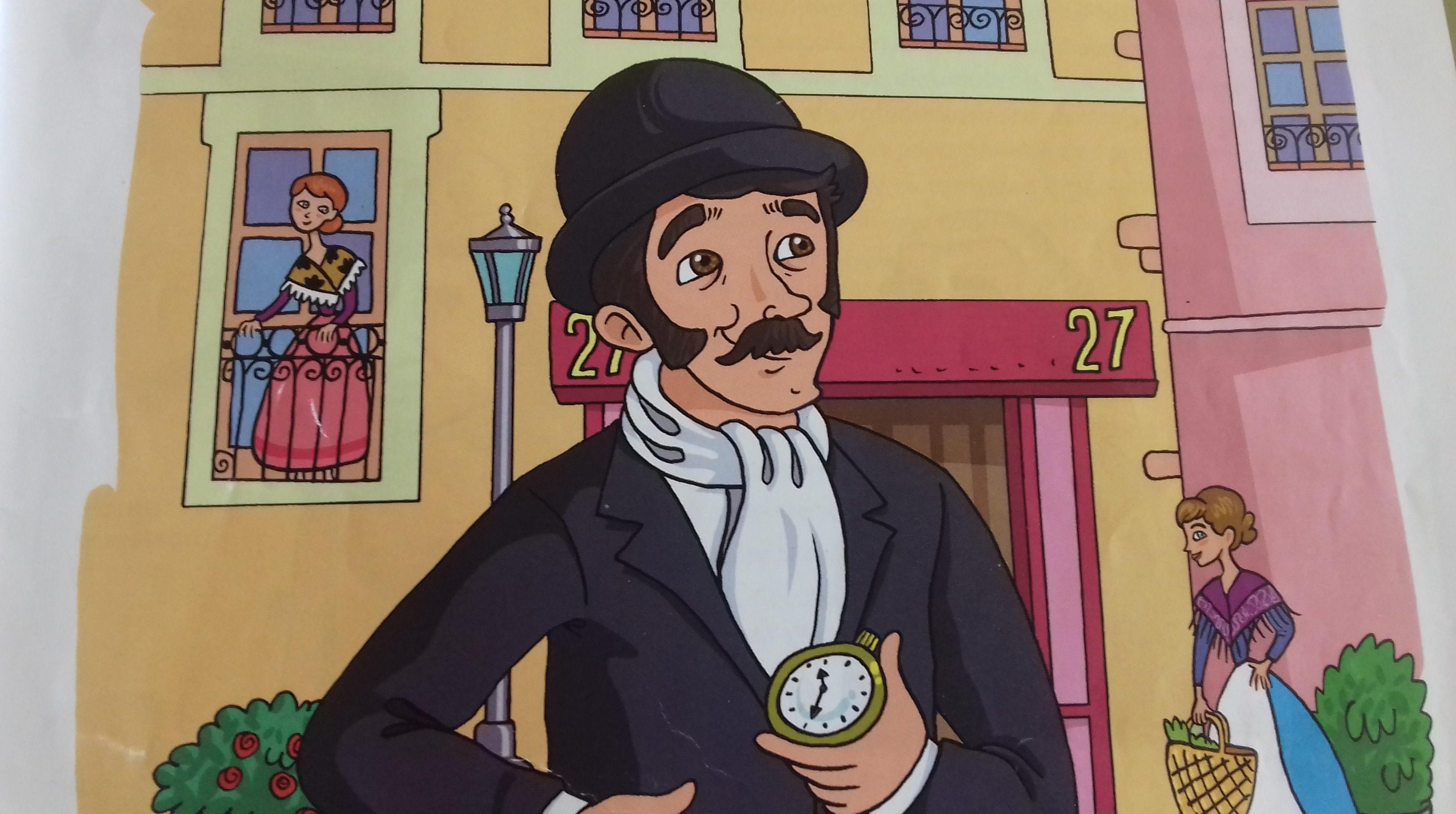 """5è Cançó: """"Carai, don Paco!"""""""