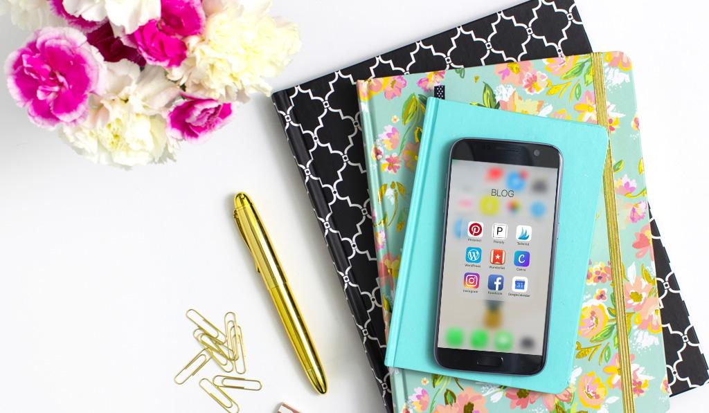 10 Aplicaciones que debes tener en tu celular para manejar tu blog