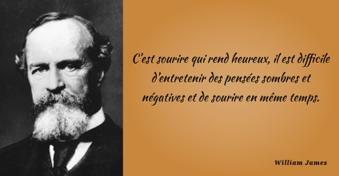 citations-william-james-le-sourire-rend-heureux - blog être bien
