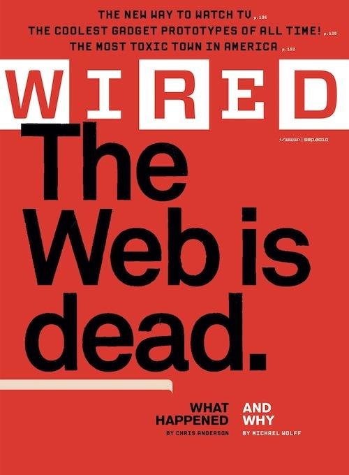 La web está muerta, llega la era de las internet-apps (3/3)