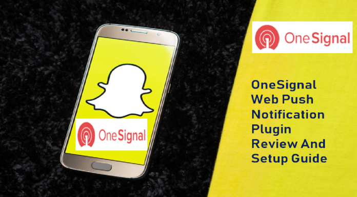 OneSignal web push notification plugin review & setup guide