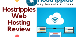 Hostripples Web Hosting Review