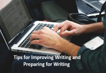 Tips for Improving Writing