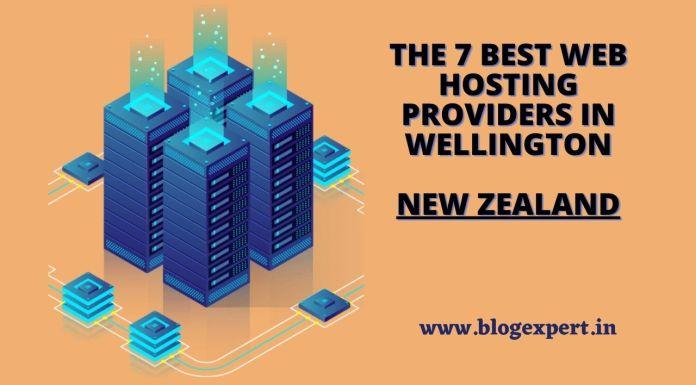 Best Web Hosting Providers in Wellington