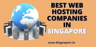 Best Web Hosting Companies in Singapore