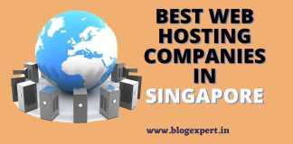 Best Web Hosting Companies in Singapore
