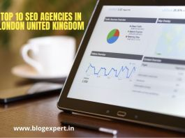 Top 10 SEO Agencies In London United Kingdom