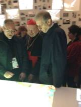 inaugurazione padiglione santa sede 7 Fassino Ravasi