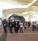 delegati in arrivo