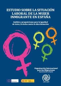 Foto portada situación laboral de la mujer inmigrante en España OIM
