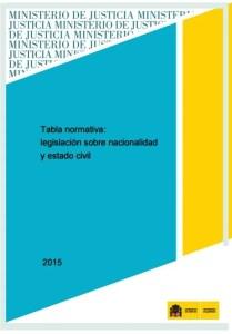 Foto tabla normativa nacionalidad y estado civil