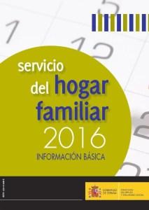 Foto folleto MEYSS servicio hogar familiar 2016
