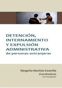 Foto portada libro digital detención, internamiento y expulsión administrativa