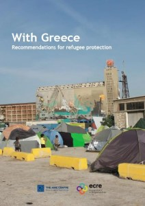 Foto portada With Greece recommendatios for refugee protection