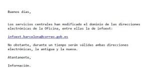 Informaci n oficina de extranjer a de barcelona blog extranjer a asociaci n progesti n - Oficina de cambio barcelona ...