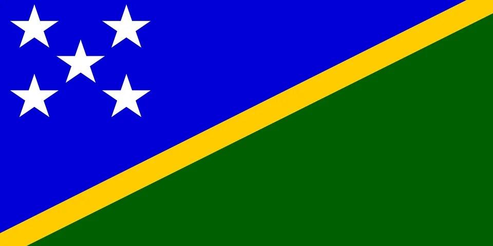 Exención visado estancias corta duración UE - Islas Salomón