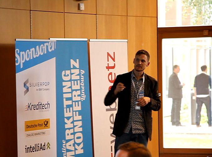 Speaker: SEO mit Marius Fröchling