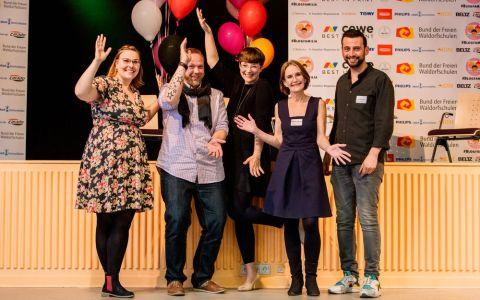 Blogfamilia Award Gewinner 2017