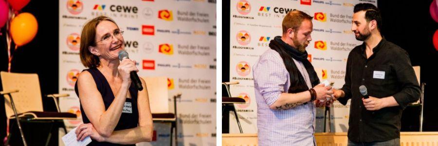 Blogfamilia Award 2018: Unsere Preisträger geben Inspiration für Nominierungen