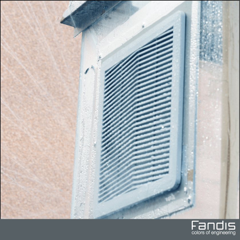 Fandis Filter - IPX5 and IPX4 protection by Fandis