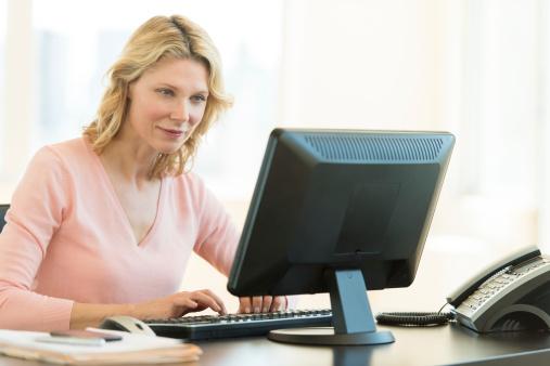 Office Computer User