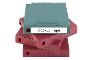 LTO Tape for data backup.