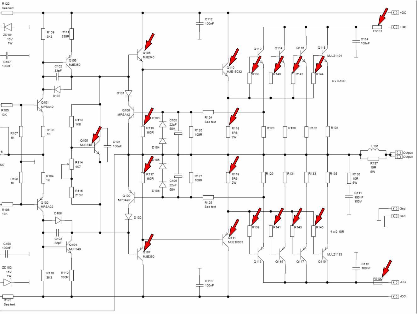 Official Lynx Power Amp Builder S Thread