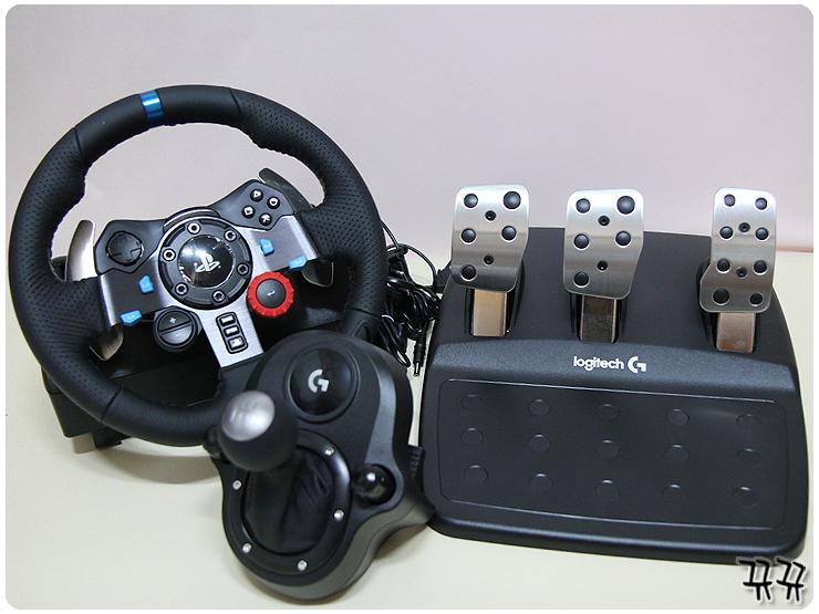 PS4 게임 로지텍 G29 레이싱 휠 드라이빙 포스 사용기 : 네이버 블로그