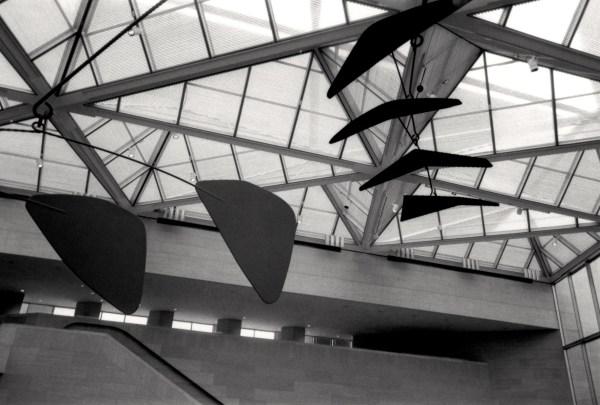 Alexander Calder Mobile In National