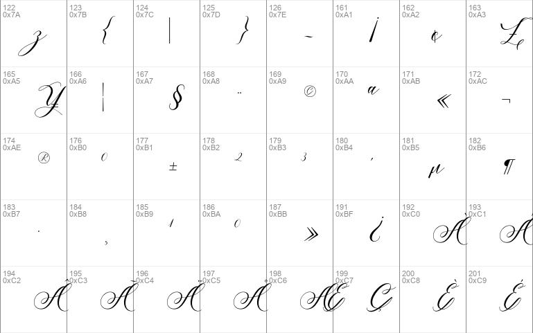 Melanie Script Free Windows font - free for Personal