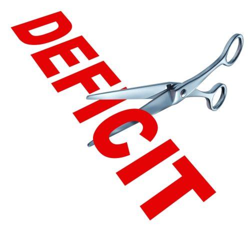 deficit cutting
