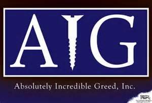 AIG Greed