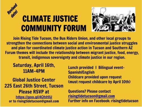 climatejusticeforum