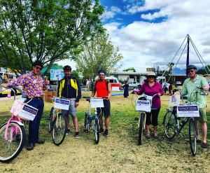 #cyclingforchange