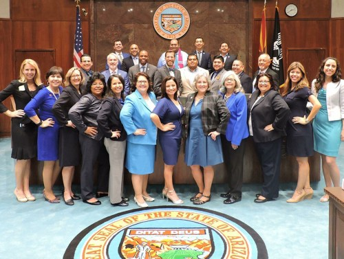Arizona Legislature, Democratic Caucus